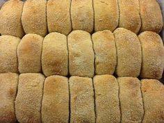 Pan De Sal - Filipino Bread Rolls. Photo by Jackmenlar