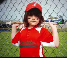 Cutest Kid's baseball pic ever