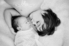 siblings newborn brother photography