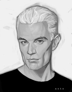Art - Drawing - Spike - by Phil Noto