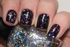 Great swatches from Venique's Holiday collection by Just Add Polish