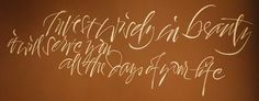 One more outstanding calligraphy artist joins us-International Exhibition of Calligraphy