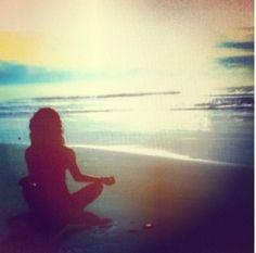 clouds, beaches, can't force something, bikinis, inner peace, beach photography, earth, flowers, beauti lifestyl