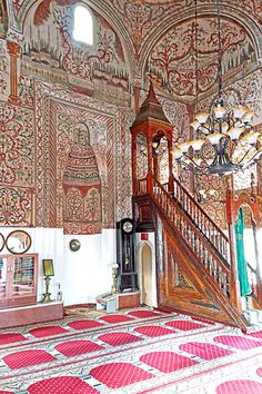 Et'hem Bey Mosque, Albania