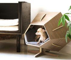 Barnacle Dog House by David Okum at Coroflot.com