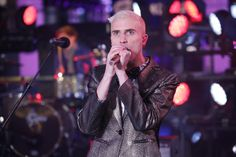 Neon Trees perform for Times Square