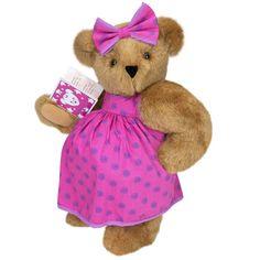 "15"" Pregnancy Bear from Vermont Teddy Bear. $69.99 #Pregnancy #NewMom #TeddyBear"