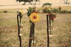 Rustic Fall DIY Wedding With A S'mores Bar & Cowboy Boots | Bridal Musings | A Chic and Unique Wedding Blog