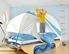 dormitorio  de Habitaciones Temáticas para Niños y Niñas.