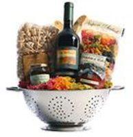 Unique Gift Idea - Tuscan Trattoria Wine Gift Basket