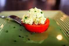 Avocado Egg Salad @Jeanette Corliss, there's six million avocado recipes here!