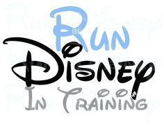 Run Disney ❤