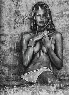 Edita Vilkeviciute by Steven Lyon.