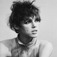 Google Image Result for http://www.stibally.com/wp-content/uploads/2011/10/300-edie-sedgwick.jpg peopl, short haircuts, eye makeup, edie sedgwick, inspir, beauti, style icon, edi sedgwick, andy warhol