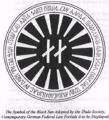 The Thule Society, was a German occultist and völkisch group in Munich, named after a mythical northern country from Greek legend. The Society is notable chiefly as the organization that sponsored the Deutsche Arbeiterpartei (DAP), which was later reorganized by Adolf Hitler into the National Socialist German Workers' Party (NSDAP or Nazi Party).