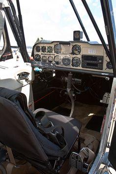 Super Decathlon Cockpit