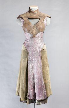 The Mother of Dragons, Daenerys Targaryen, wore the dress in Qarth. #gameofthrones #daenerys #targaryen #fashion    PHOTO CREDIT: Chasi Annexy Photography
