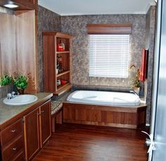 Palm Harbor Manufactured Homes Kitchens | ... bathroom. Picture of home by manufactured/modular builder Palm Harbor