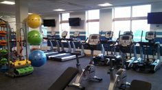 Check out our brand NEW fitness center at our headquarters. Our wellness program is close to 10 years old and has grown with each passing year. We were thrilled at this amazing addition.