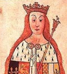 Anne Neville, Richard III's queen.