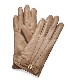 Bow Glove - Tory Burch, OBSESSED