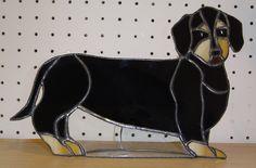 glass projectswhen, dachshund stuff, glass pet, glass reach, glass idea, dachshunds, dachshund clube, stain glass, stained glass