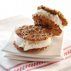 "CE ""Ice Cream"" Sandwiches - Clean Eating"