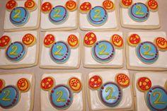 Two-dles cookies
