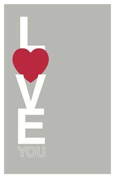 Free Valentine's Day Art from Threads!