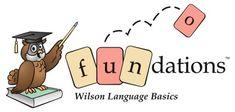 Fundations - Wilson Language Basics for K-3