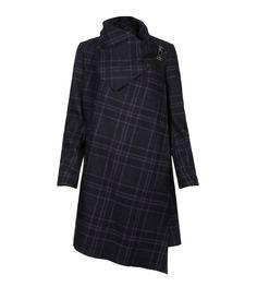 shopper fashion, fantasi shopper, fashion styles, plaid monument, monument coat, coat discov, allsaint plaid, coats, coat 495