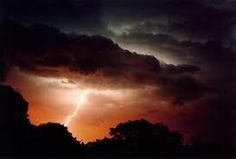 Thunderstorms :)