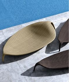 Leaf shaped chair leav, garden furniture