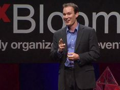 Shawn Achor: The happy secret to better work via TED