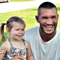 father and gaughter on Pinterest | Randy Orton, Father ...