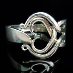 Fork Bracelet diy