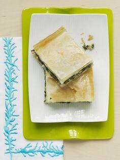Spanakopita from familycircle.com #myplate #veggies