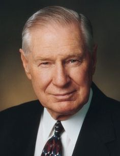 """""""For most of us… what is required is not to die for [Christ] but to live for [Him]. For many, living a Christlike life every day may be even more difficult than laying down one's life. But the cross is not as heavy as it appears to be. Through obedience we acquire much greater strength to carry it."""" –James E. Faust"""