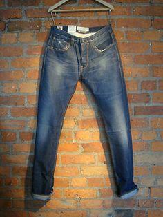 Kuyichi Mens Lewis Organic cotton Jeans  £38.99