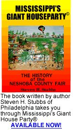 book about The Neshoba County Fair