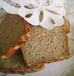 Szybki chleb żytni z tartym jabłkiem - Domowy chleb na zakwasie, pieczenie krok po kroku - LEŚNY ZAKĄTEK  - bloog.pl