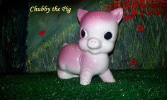 Chubby the Pig