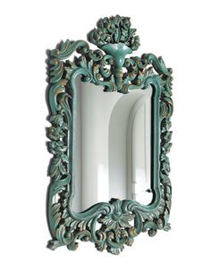 Turquoise Mirror at Horchow - inspiration for bedroom