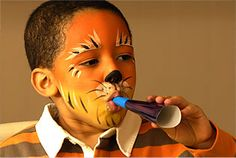 Good beginner's guide and how-to for facepainting