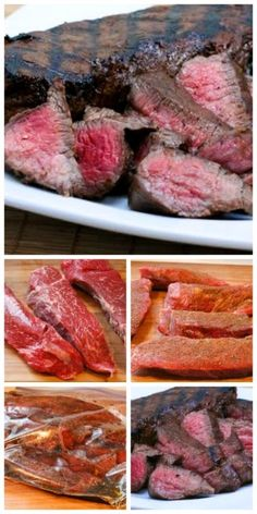 for Carols Completely Fabulous Steak Marinade and Grilled Tri-Tip ...