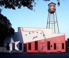 Good 'ol Gruene Texas.
