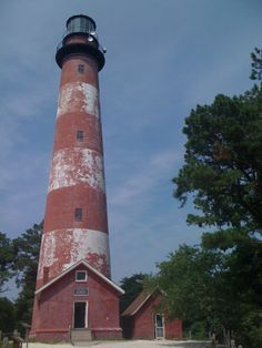 I have visited over 100 lighthouses.  This one is in Virginia.