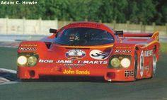 Porsche956#102  Team Australia 1984