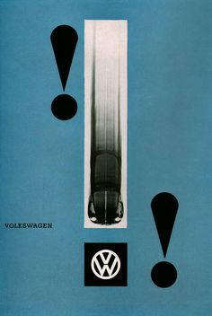 VW brochure cover.