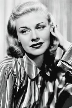 gingerrogerss:  Ginger Rogers, 1938